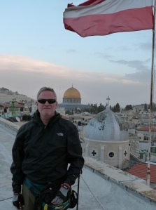Don Michael Hudson Jerusalem